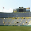 An Empty Lambeau Field