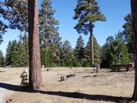 Angeles Chilao Campground