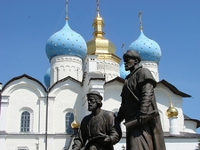 Annunciation Cathedral In Kremlin Kazan