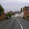 The Main Road Through Ansty