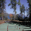 Apgar Campground At Glacier - Montana - USA