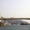 Ap Lei Chau Bridge