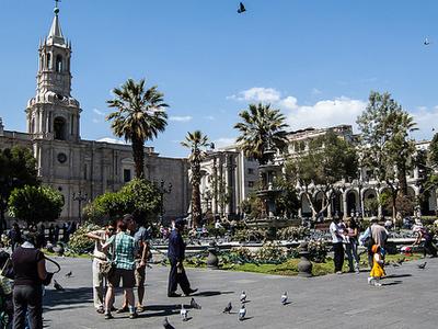 Arequipa Historic Center