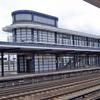 Ashford Intl Station Bldg