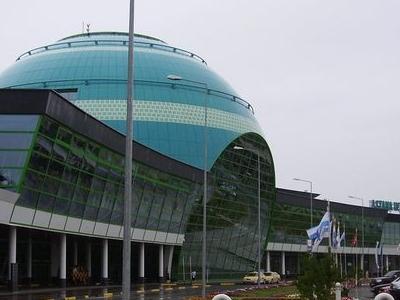 Astana  International  Airport  0 1