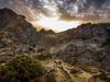 A Sunrise In The Tabernas Desert