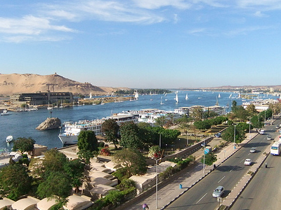 Aswan Overview - Egypt South Sinai