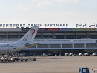 Túnez-Carthage Aeropuerto Internacional