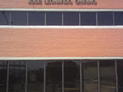 Jose Leonardo Chirino Airport
