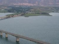 Lake Polyfytos Bridge