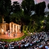 Auditorium At Regent Open Air Theatre