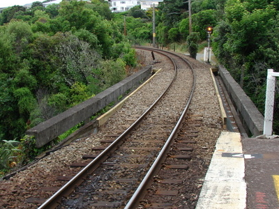 Awarua Street Railway Station