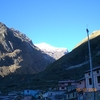 Badrinath Temple And Nar Narayan