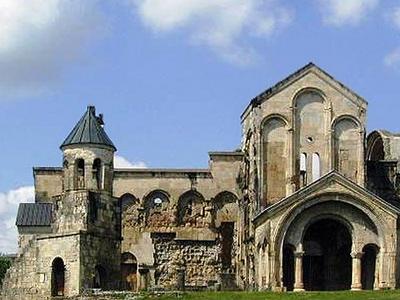 Bagrati Cathedral  2 C Georgia