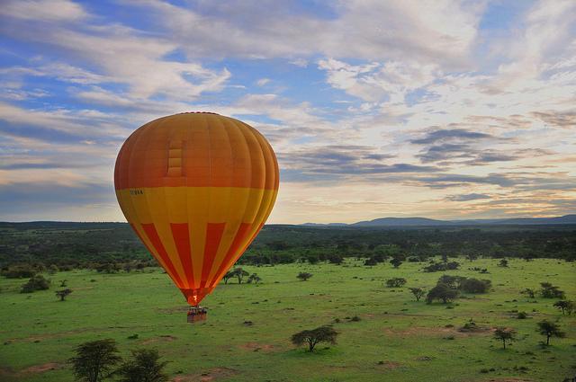 Masai Mara Only Photos