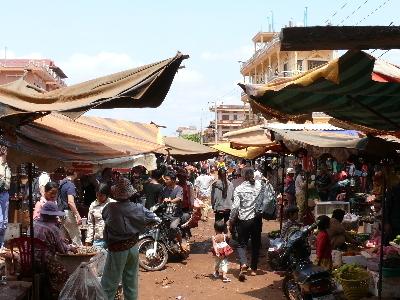 Banlung Market