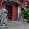 Entrance Gate To The 10000 Bamboo Garden