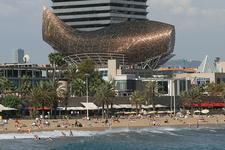 Barcelona Gehry Fish