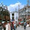 Barkhor In Lhasa