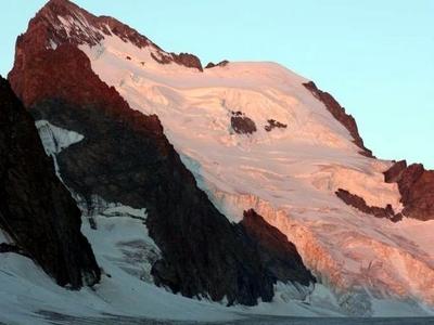 Dauphine Alps Mountain Ranges