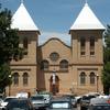 Basilica Of San Albino On The Mesilla Plaza