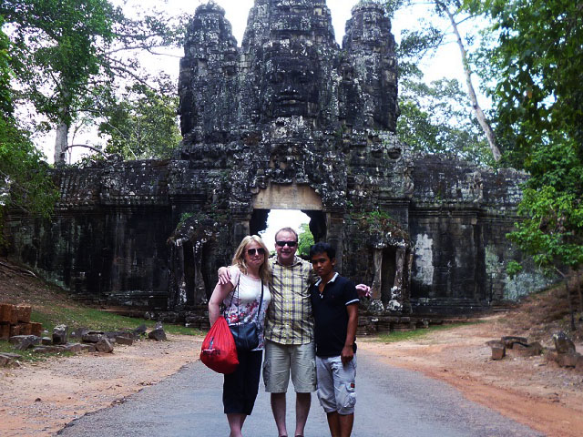 Tour in Siem Reap Angkor Wat Photos