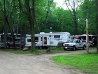 Beach Camping Area