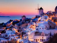 Paros, Naxos, Ios and Santorini, 12 Days Vacation