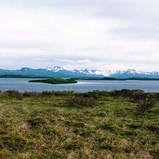 Becharof Lake