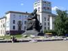 Belarus Minsk Yakub Kolas Square