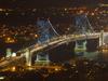 Benjamin Franklin Bridge At Night