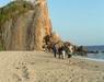 Big Rocks At Point Dume County Beach
