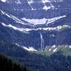 Bird Woman Falls At Glacier - USA