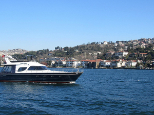 Bosphorus Tour by Boat Photos