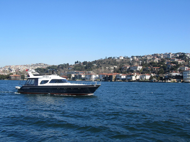 Bosphorus Tour by Boat Photos