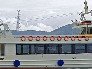 Bosphorus Tour by Boat Fotos