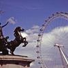 Boudicca London Eye Background
