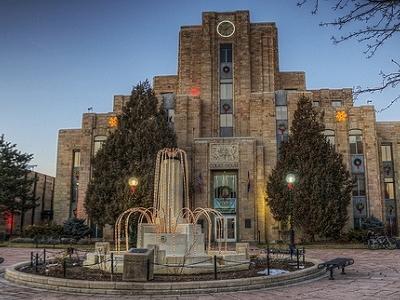 Boulder Courthouse - Colorado CO