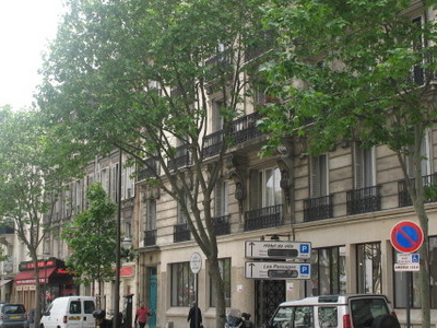 Boulogne Streets
