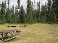 Bowman Lake Campground
