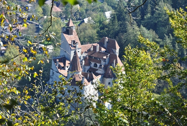 Day Trip Bran Castle & Rasnov Fortress Photos