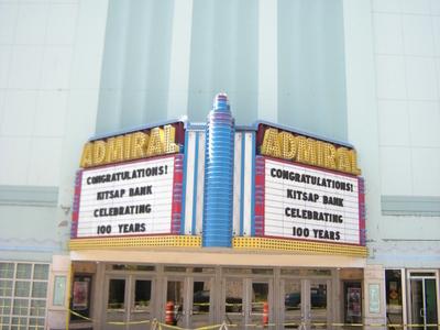Bremerton     Admiral  Theater
