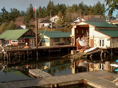 Brentwood Bay Harbour