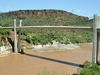 Bridge Over Blue Nile In Ethiopia