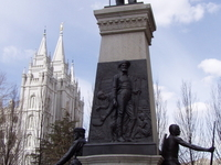 Brigham Young Monument