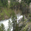 Brink Of The Upper Falls - Yellowstone - USA