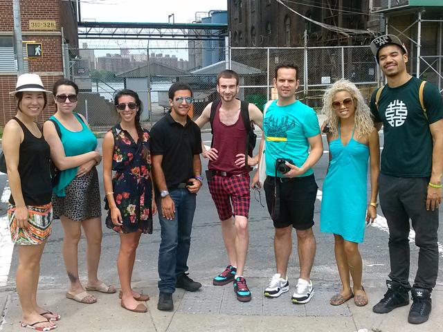 Best of Brooklyn Walking Tour Photos