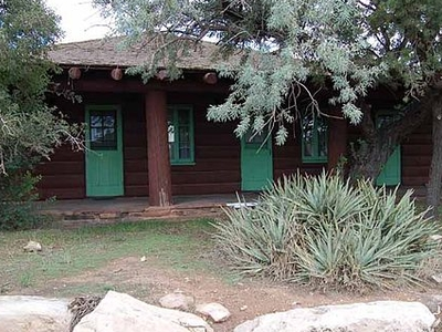 Buckey O'Neill Cabin - Grand Canyon - Arizona - USA