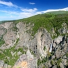 Bucking Mule Falls - WY Bighorn National Forest