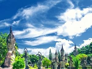 Buddha Park Photos